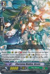 Charming Maiden, Nicola - G-BT10/043EN - R on Channel Fireball
