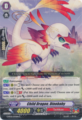 Child Dragon, Dinobaby - G-BT10/070EN - C