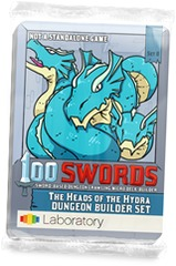 100 Swords - Heads Of The Hydra Dungeon Builder Exp.
