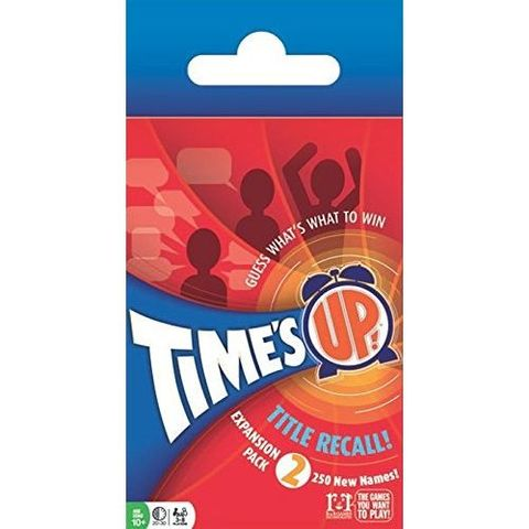 Times Up: Title Recall - Expansion 2