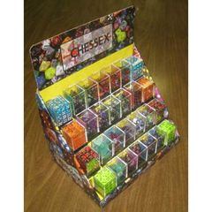 Dice Set Samplers: Box Of 50 - Speckled (CHX253AA)