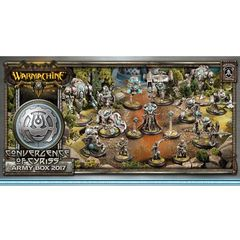 Warmachine: Convergence Of Cyriss All-In-One Box 2017