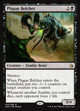 Plague Belcher - Foil