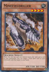 Minefieldriller - SR03-EN014 - Common - 1st Edition