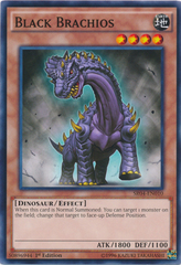 Black Brachios - SR04-EN010 - Common - 1st Edition