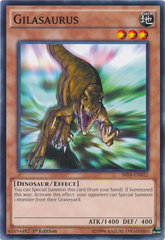 Gilasaurus - SR04-EN012 - Common - 1st Edition