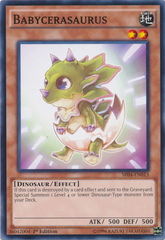 Babycerasaurus - SR04-EN013 - Common - 1st Edition