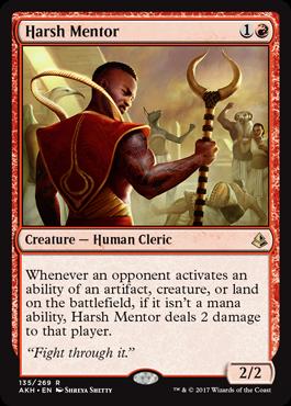 Harsh Mentor - Foil