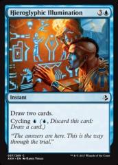 Hieroglyphic Illumination - Foil