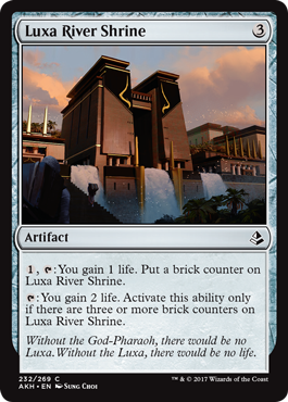 Luxa River Shrine