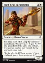 Rhet-Crop Spearmaster