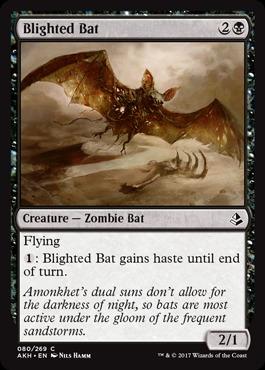 Blighted Bat - Foil