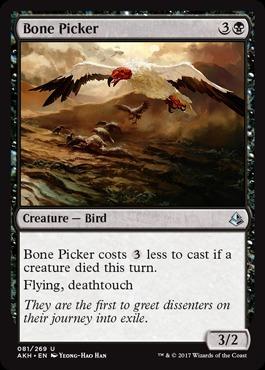 Bone Picker - Foil