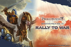 Dragoborne-Rise To Supremacy: Rally To War Booster Box