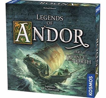 Legends Of Andor: Part 2 Journey To The North