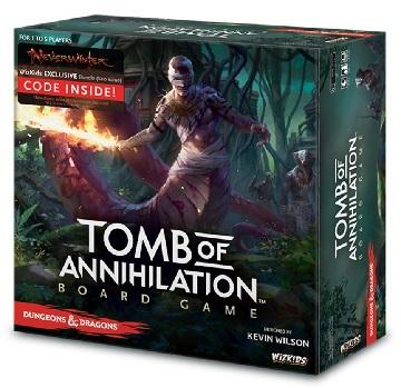 Tomb Of Annihilation Standard Edition