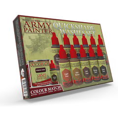 Warpaints: Quickshade Washes Set