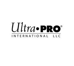 Ultra Pro - Deck Protectors Black Edge Pro-Fit Standard 100Ct