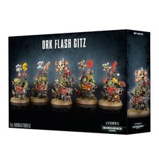 Orks Flash Gitz ( 50-24 )
