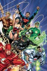 Absolute Justice League Origin Hc