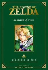 Legend Of Zelda Legendary Ed Gn Vol 01 Ocarina Time (C: 1-0-