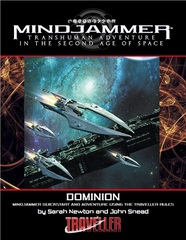 Mindjammer: Traveller Dominion Quickstart