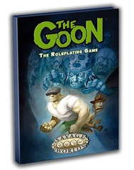 The Goon Rpg  Limited Edition