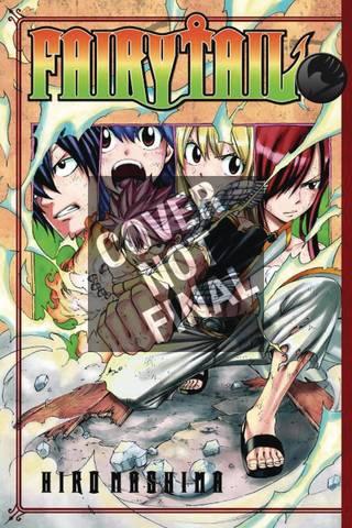 Fairy Tail Comic Book
