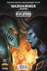 Warhammer 40000 Revelations #3 (Of 4) Cvr A Svendsen