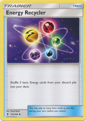 Energy Recycler - 123/145 - Uncommon
