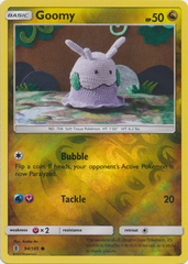Goomy  - 94/145  - Common - Reverse Holo