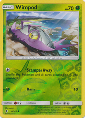 Wimpod  - 8/145  - Common - Reverse Holo