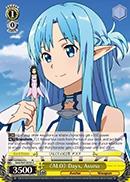 ALO  Days, Asuna - SAO/S47-E014 - C