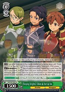 SAO/S47-E027 R Sleeping Knights  Talken & Nori & Jun