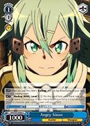 Angry Sinon - SAO/S47-E094 - C