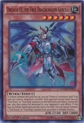 Dreiath III, the True Dracocavalry General - MACR-EN023 - Ultra Rare - 1st Edition