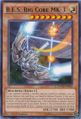 B.E.S. Big Core MK-3 - MACR-EN032 - Rare - 1st Edition on Channel Fireball