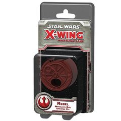 Star Wars X-Wing - Rebel Maneuver Dial Upgrade Kit