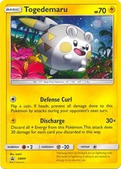 Togedemaru - SM09 - Promo - SM Black Star Promo