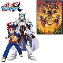 Future Card Buddyfight Ccg: Booster - Chaos Control Crisis Booster Box