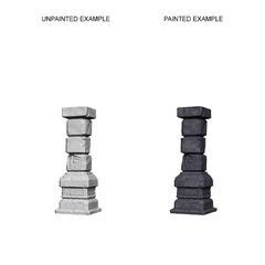 Deep Cuts Unpainted Unpainted Miniatures - Pillars