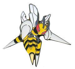 Mega Beedrill Pin