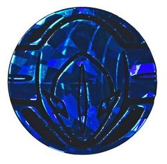 Deoxys Collectible Coin (Blue)