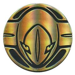 Deoxys Collectible Coin (Gold)