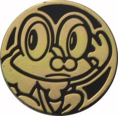 Froakie Collectible Coin (Gold)