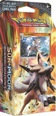 Sun & Moon - Burning Shadows Theme Deck - Lycanroc