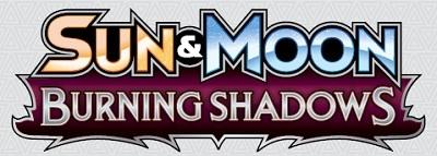 Sun & Moon - Sleeved Bst Burning Shadows