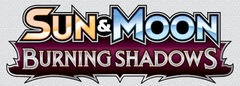 Sun & Moon - Sleeved Bst Burning Shadows