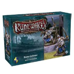 Runewars Miniatures Game: Rune Golems Expansion Pack