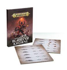 (83-04-60) Warscroll Cards: Blades of Khorne